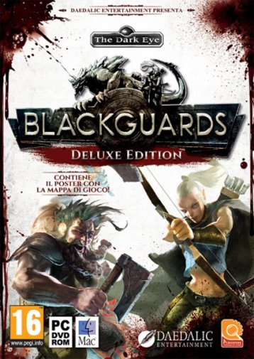 Blackguards: Deluxe Edition (v1.8.23320/dlc/2014/RUS/ENG/MULTi13)
