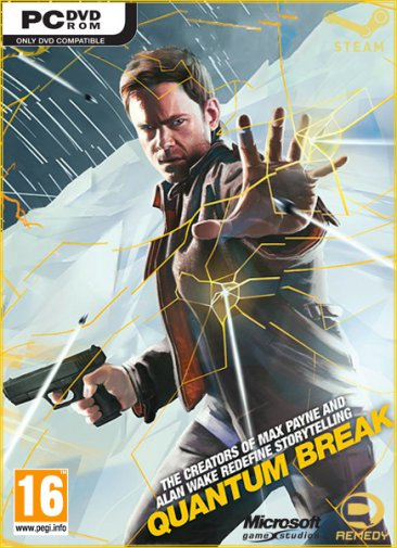 Quantum Break - Steam Version (2016/RUS/ENG) RePack от SEYTER