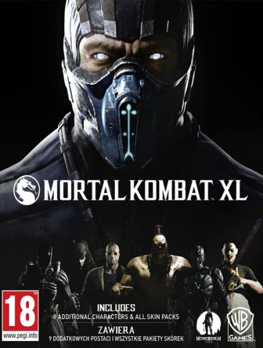 Mortal Kombat XL (2016/RUS/ENG/MULTi9)