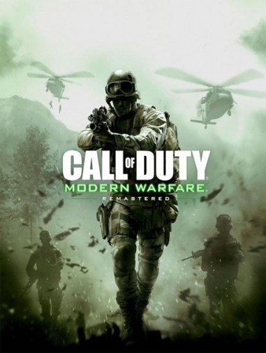 Call of Duty: Modern Warfare - Remastered (Update 1/2016/RUS/ENG/ RePack от xatab)