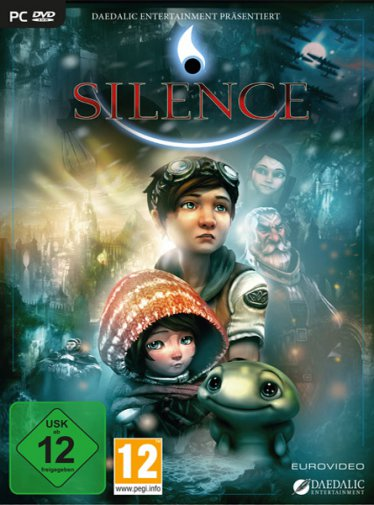 Silence: The Whispered World 2 (2016/RUS/ENG/MULTi12)