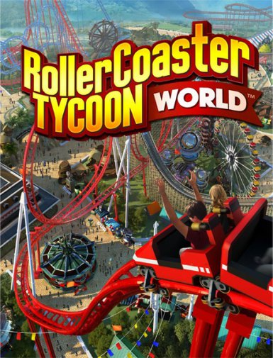 RollerCoaster Tycoon World (2016/RUS/ENG/MULTi9)