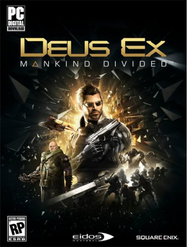 Deus Ex: Mankind Divided - Digital Deluxe Edition (2016/RUS/ENG/RePack от SEYTER)