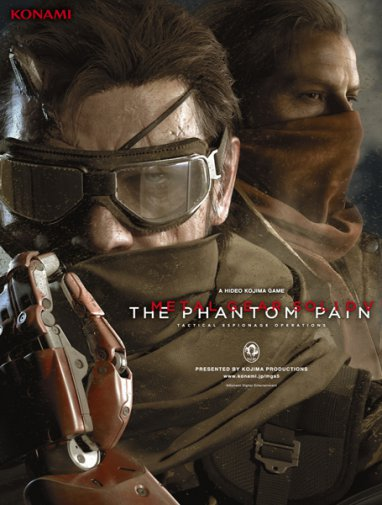 Metal Gear Solid V: The Phantom Pain (v 1.0.7.1/2015/RUS/ENG/MULTi8/Repack от xatab)