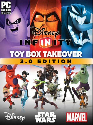 Disney Infinity 3.0: Gold Edition (2016/ENG)