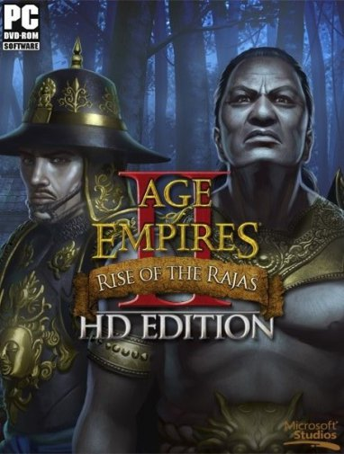 Age of Empires II HD: Rise of the Rajas (2016/RUS/ENG/MULTi11)