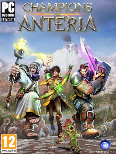 Champions of Anteria (2016/ENG/MULTi6)