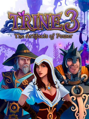 Trine 3: The Artifacts of Power v.1.11.3102 (2015/RUS/ENG/MULTI12/GOG)