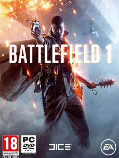 Battlefield 1: Digital Deluxe Edition (2017/RUS/ENG/MULTi12)