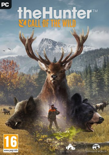 theHunter: Call of the Wild (2017/RUS/ENG/MULTi8)