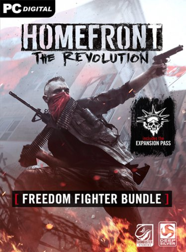 Homefront: The Revolution - Freedom Fighter Bundle (2016/RUS/ENG/RePack от SEYTER)