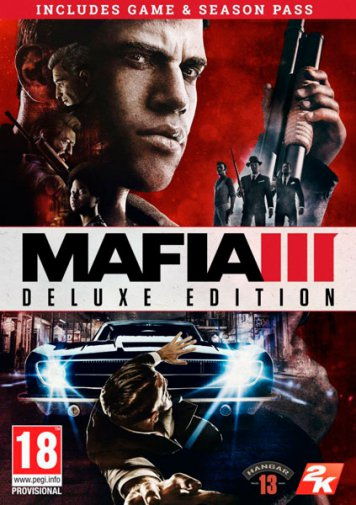 Mafia III - Digital Deluxe Edition (Update 6+DLC/2016/ENG/RUS/RePack by xatab)