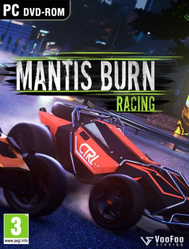 Mantis Burn Racing (2016/RUS/ENG/MULTi7/PLAZA)