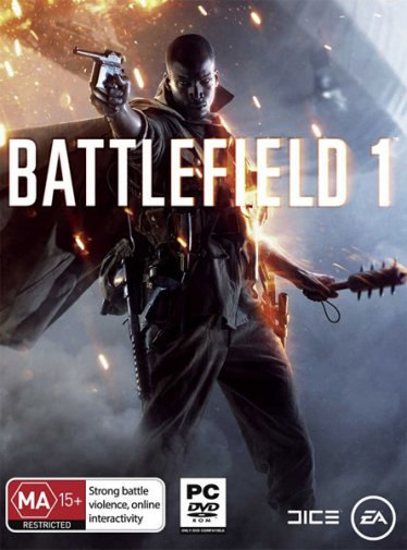 Battlefield 1: Digital Deluxe Edition (Update 3/2016/RUS/ENG/MULTi/Origin-Rip от Let'sРlay)