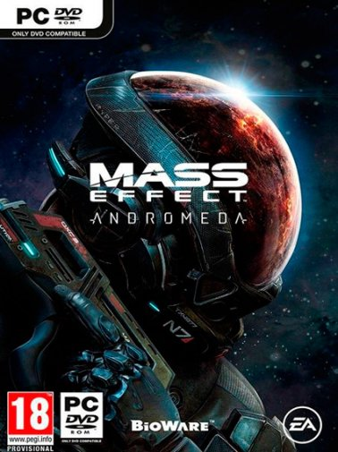 Mass Effect: Andromeda - Super Deluxe Edition (2017/RUS/ENG/MULTi9/RePack от Decepticon)