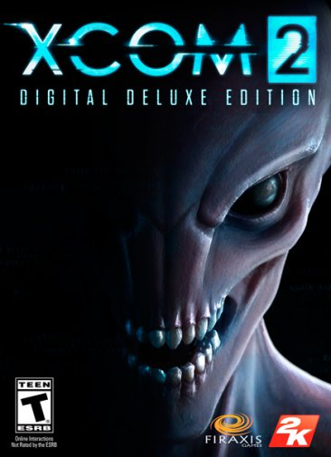 XCOM 2: Digital Deluxe Edition + Long War 2 (Update 8 + 5 DLC/2016/RUS/ENG/MULTi11/ RePack от qoob)