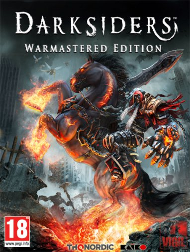 Darksiders Warmastered Edition (v.1.0.2617 u11/2016/RUS/ENG/MULTi/RePack от =nemos=)