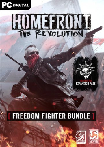 Homefront: The Revolution: Freedom Fighter Bundle (2016/RUS/ENG/RePack от SEYTER)