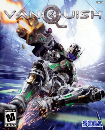 Vanquish: Digital Deluxe Edition (2017/ENG/MULTi5)