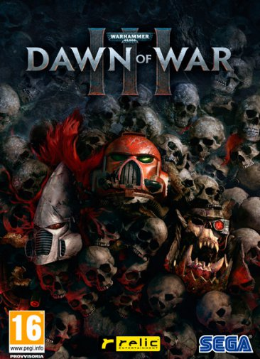 Warhammer 40,000: Dawn of War III (2017/RUS/ENG/MULTi11/Repack)