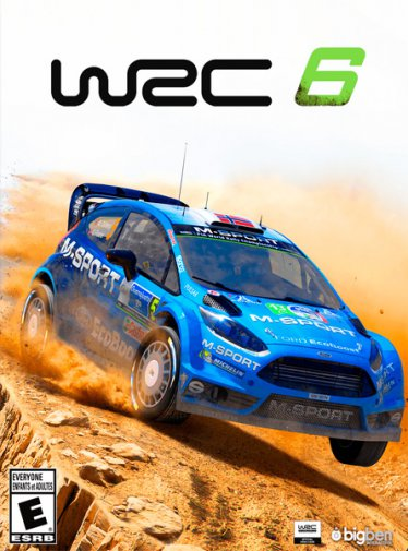 WRC 6 FIA World Rally Championship (2016/ENG/MULTi6)