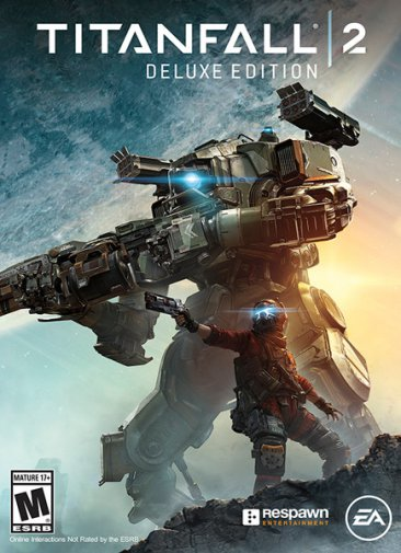 Titanfall 2 - Digital Deluxe Edition (v.2.0.6.1/2016/RUS/ENG/RIP by xatab)