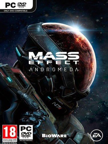 Mass Effect: Andromeda - Super Deluxe Edition (v.1.10/2017/RUS/ENG/Repack от R.G. Механики)