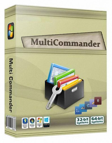 Multi Commander 7.5 Build 2381 - файловый менеджер