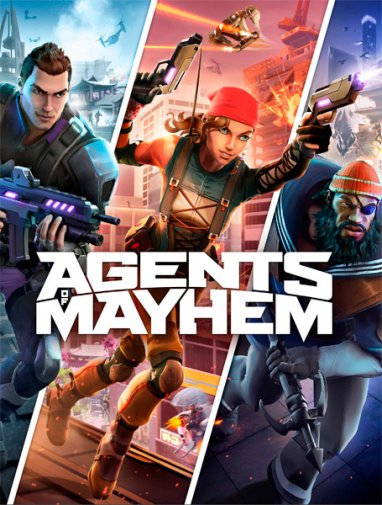 Agents of Mayhem (2017/RUS/ENG/MULTi9/RePack)
